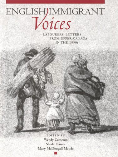 English Immigrant Voices