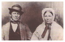 Samuel and Harriet Merritt, courtesy of Neil Shimmield