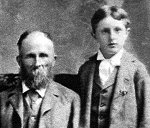 George Pratt & grandson